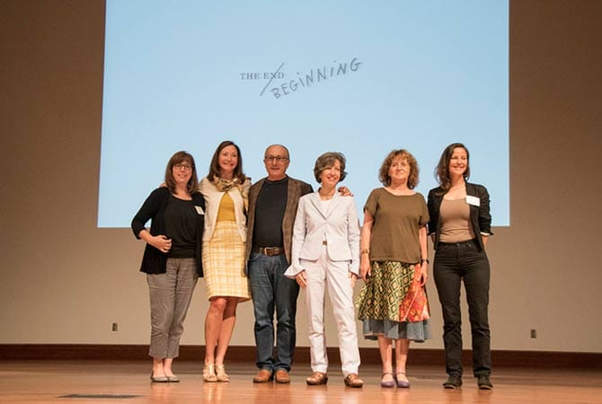 Keynote Artists Inspire Audience: Highlights from Mazza Summer Conference