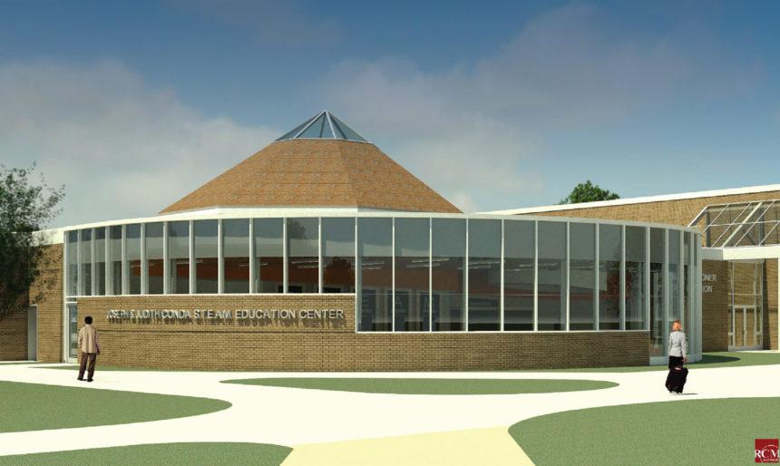 Breaking Ground – STEAM Education Center Construction Set to Begin
