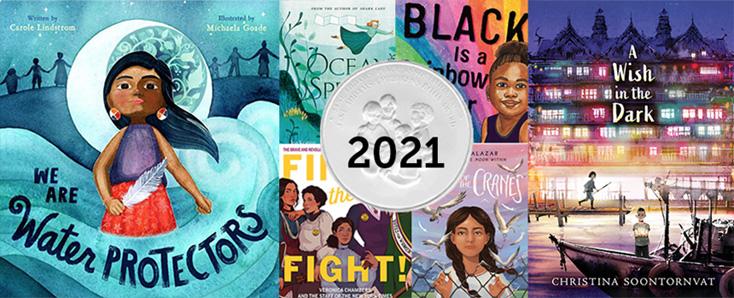 Mazza to Host 2021 Jane Addams Children's Book Award